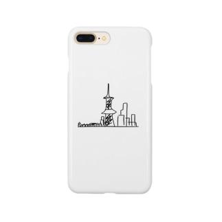シティー Smartphone cases