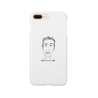 kento fukayaの田中(小さめ・名前あり) Smartphone cases
