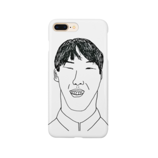 kento fukayaの腹伊勢谷(デカ・名前無し) Smartphone cases