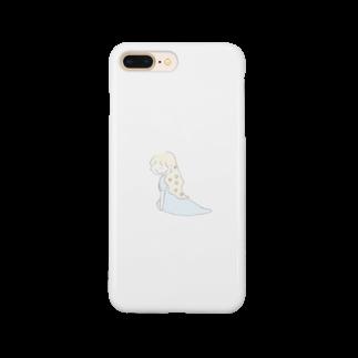 annaのプリンセス Smartphone cases