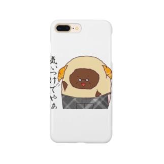 マキアートンのじいじ Smartphone cases