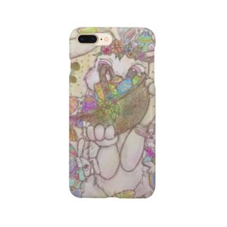 らぁのHappiness Smartphone cases