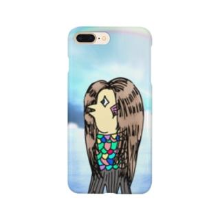 ohgenmanのアマビヱちゃん Smartphone cases