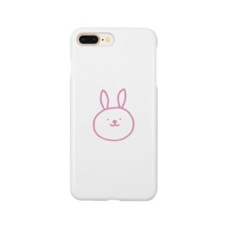 ウサキさん Smartphone cases