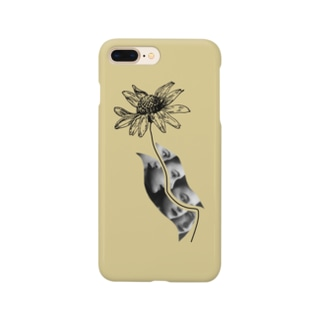 Frances(yellow) Smartphone cases
