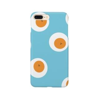 ゆで卵_2 Smartphone cases