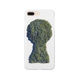 箸墓古墳(シンプルver.) Smartphone cases