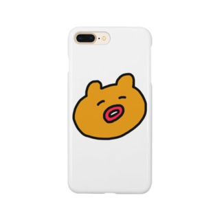クマ熊 Smartphone Case