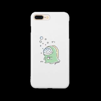 ゆるちこさんのおみせのガラガラきょうりゅう Smartphone cases