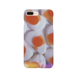 めだまやきグミさん Smartphone cases