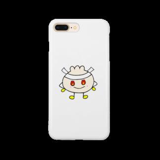 あおいの肉まんの妖精肉man Smartphone cases