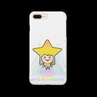 alpacca-creativeのステラちゃん☆【アセンション】 Smartphone cases