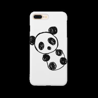 櫻田宗久のまるぱんだ Smartphone cases
