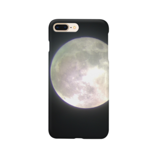 tomoharu06のtuki Smartphone cases
