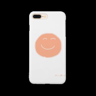 oekakisuruayameのにこちゃん☺︎携帯ケース Smartphone cases
