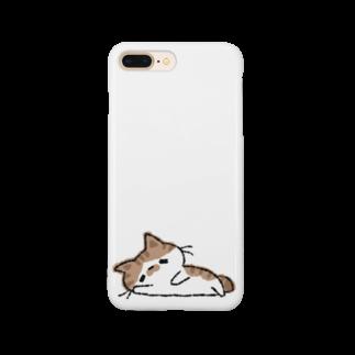 おはまじろうのお店ののんびりダラダラコハマ Smartphone cases