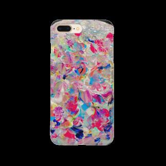 Sarry/サリーのネオ・moon Smartphone cases