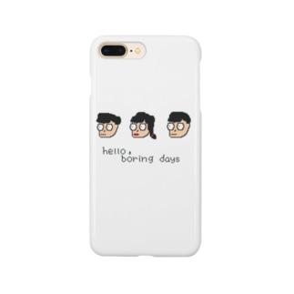 hello,boring days Smartphone cases