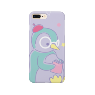 Fancy penguinのふぁんしぃペンギン Smartphone cases