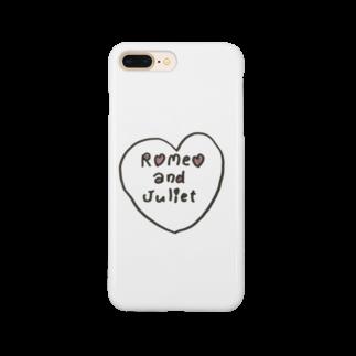 y__48のRomeoandJuliet Smartphone cases