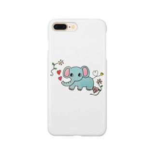 恋するゾーさん Smartphone cases