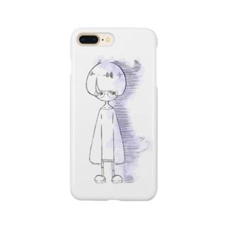 無垢ちゃん Smartphone cases