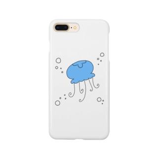 みずくらげくん Smartphone cases