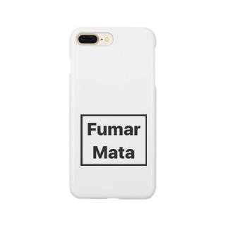 Fumar Mata Smartphone cases