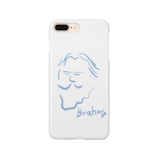 ブラームス Brahms Smartphone cases