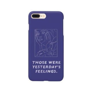 Those were yesterday's feelings.  Smartphone cases