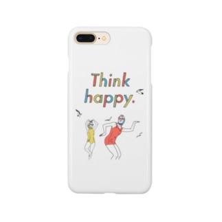 Think happy.  Smartphone cases