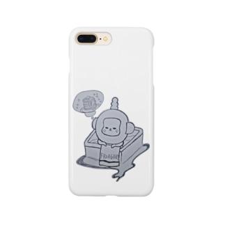 入浴中 ふろあがりちゃん Smartphone cases
