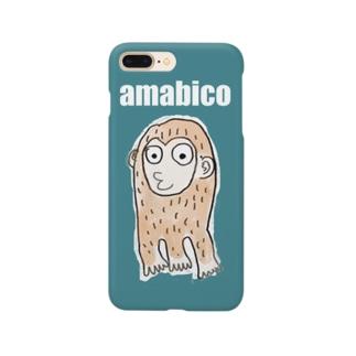 アマビコ殿 Smartphone cases