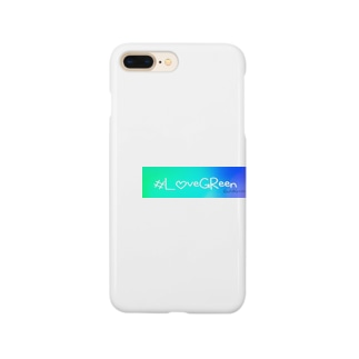 #LoveGReen 01 Smartphone Case