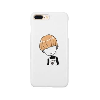 笠くん Smartphone cases