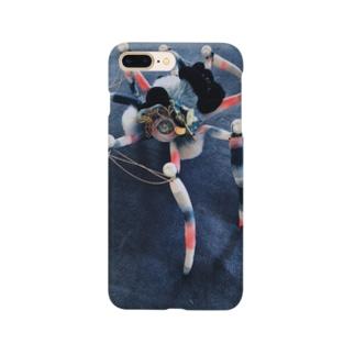 単眼蜘蛛/scrap Smartphone cases