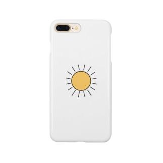 晴模様 Smartphone cases