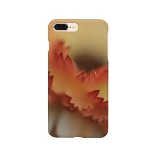 クローズアップ・フラワー Smartphone cases
