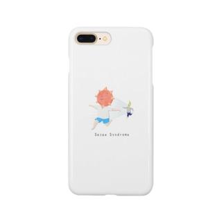 サザエ・シンドローム Smartphone cases