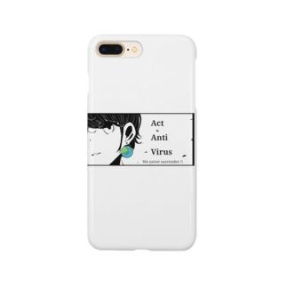 Act Anti Virus 2 Smartphone cases