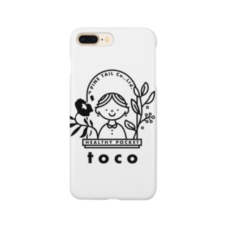 tocoちゃん Smartphone cases