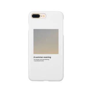 揺らめき Smartphone cases