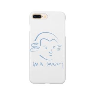 モーツァルト Mozart Smartphone cases