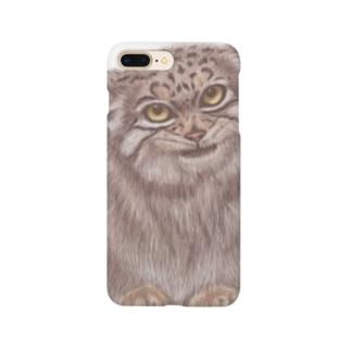 マヌルさん Smartphone cases