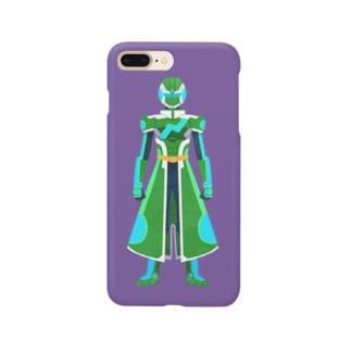 グリーン トレフブロン アモスタイル Smartphone cases