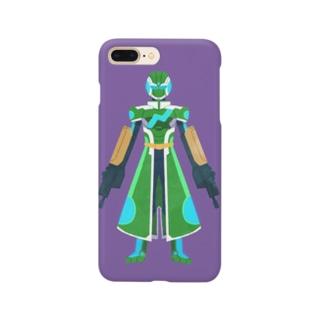グリーン トレフブロン2 アモスタイル Smartphone cases