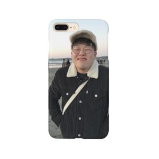 笑顔の暴力 Smartphone cases