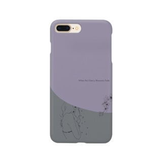 When the Cherry Blossoms Fade Smartphone cases