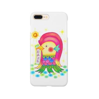 アマビエサマ Smartphone cases