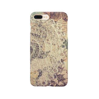 曼荼羅の華 Smartphone cases